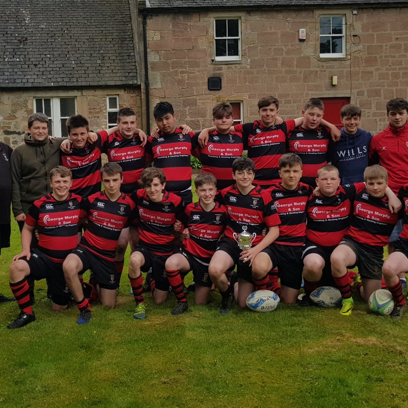 Cumnock Rugby Football Club vs. Strathendrick RFC
