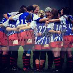 Ladies V Bath at home today