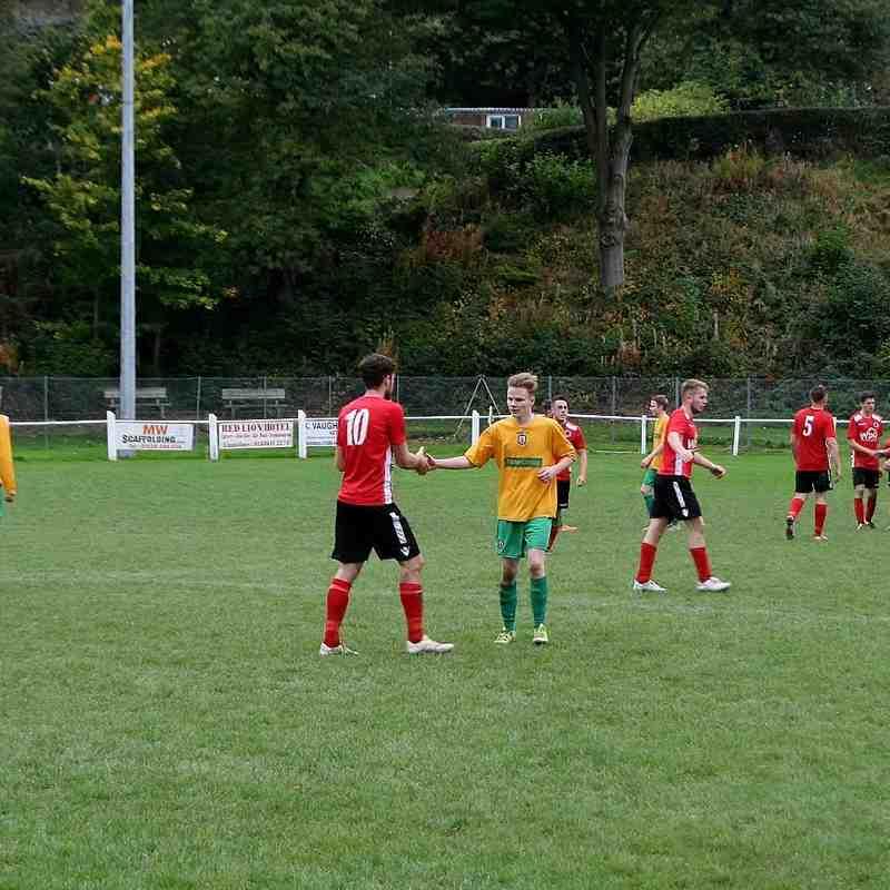 Llani Away - Cup - 15/10/16
