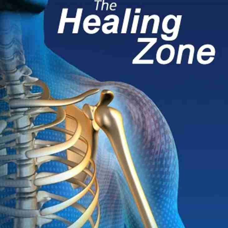 Healing Zone support GRFC