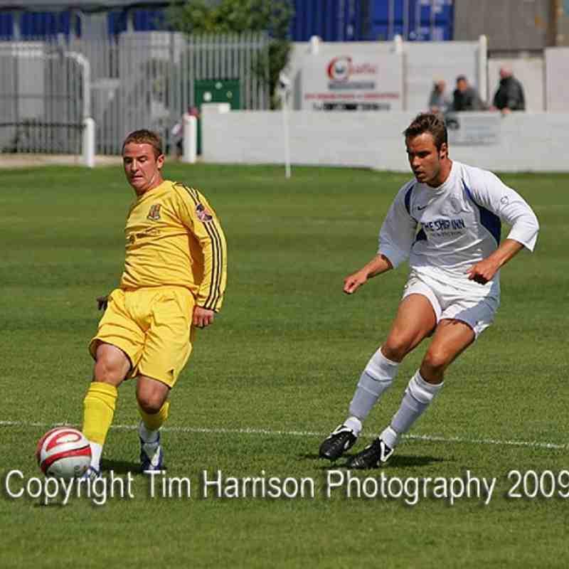 2009/10 Match Action