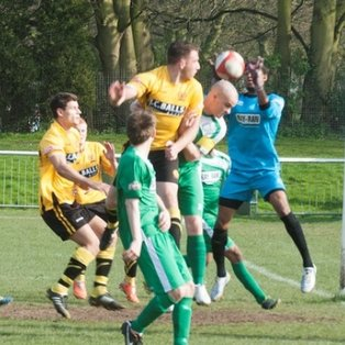 Belper maintain promotion push at Bedworth