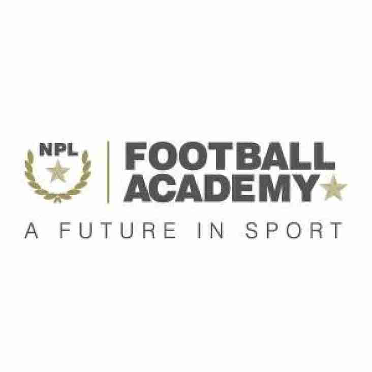 Pre-Season Football Academy Training