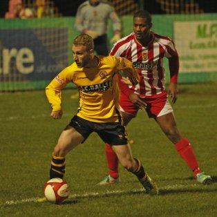 Stourbridge hand out a thrashing