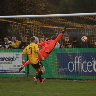 Unlucky Nailers fall to FA Trophy defeat