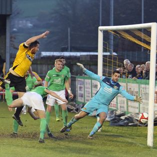 Nantwich send Nailers back to the bottom
