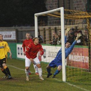 Second half comeback dents Nailers revival hopes