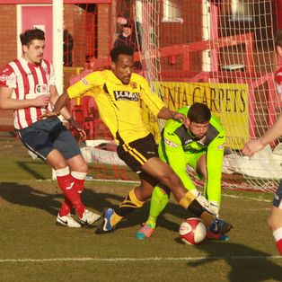 Goalless stalemate at Witton Albion