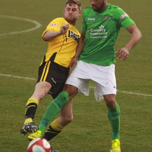 Nailers relegation sealed at Nantwich