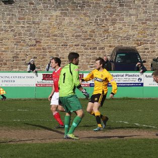 Reds inflict another single-goal defeat for Nailers