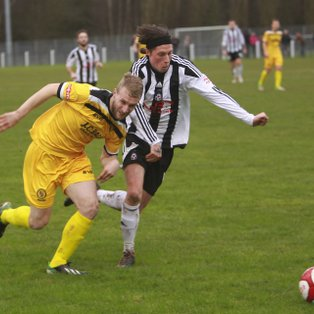 Belper fall to first defeat in 2016