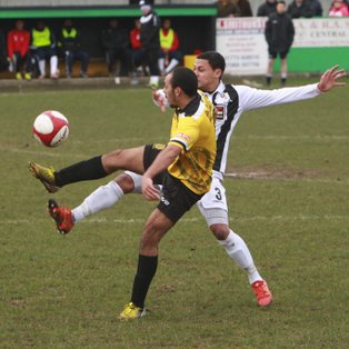 Stafford Rangers keep marching on