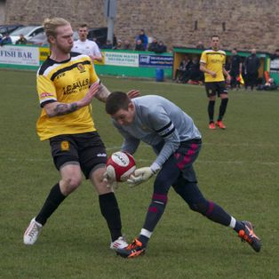 Belper pay the price for dismissal