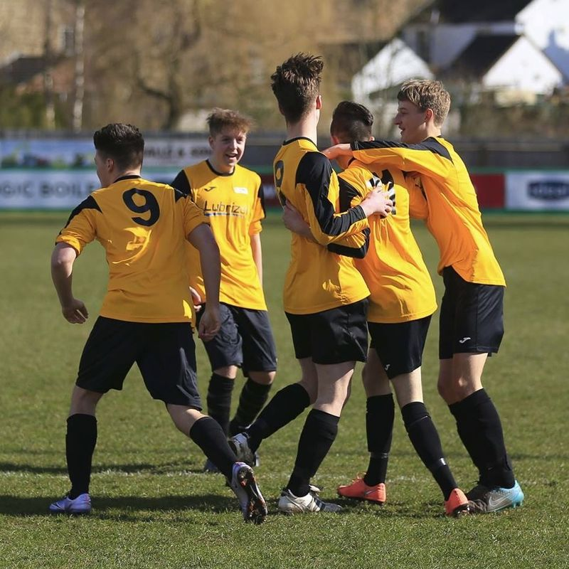 Belper Town FC Academy 2017-18