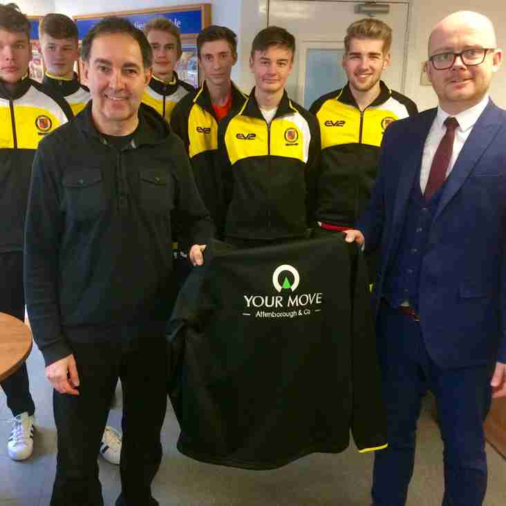 Christmas sponsorship joy for Nailers