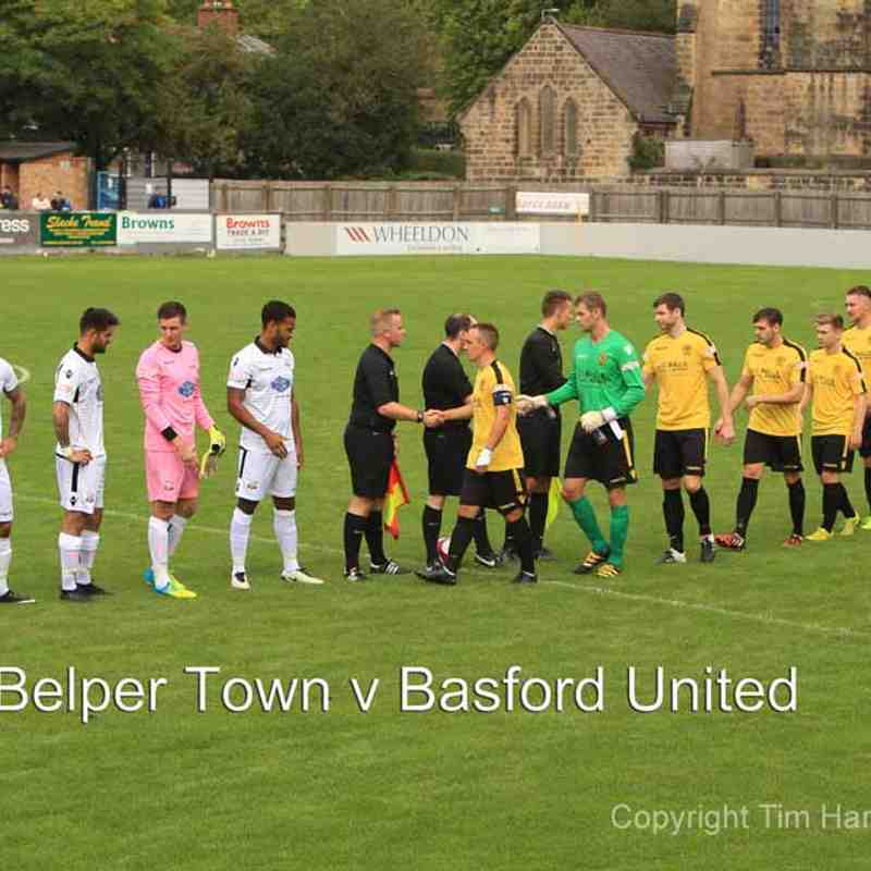 Basford United (Home) by Tim Harrison