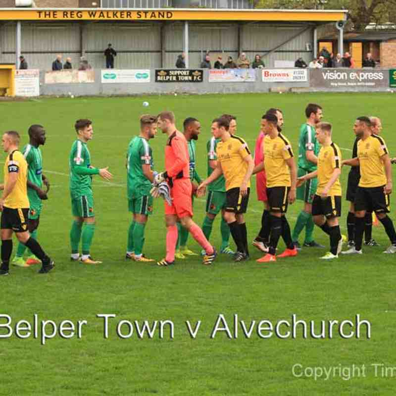 Alvechurch FC (Home) by Tim Harrison