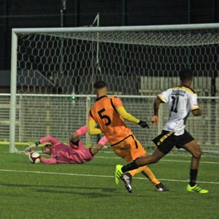 Nailers give Basford a scare