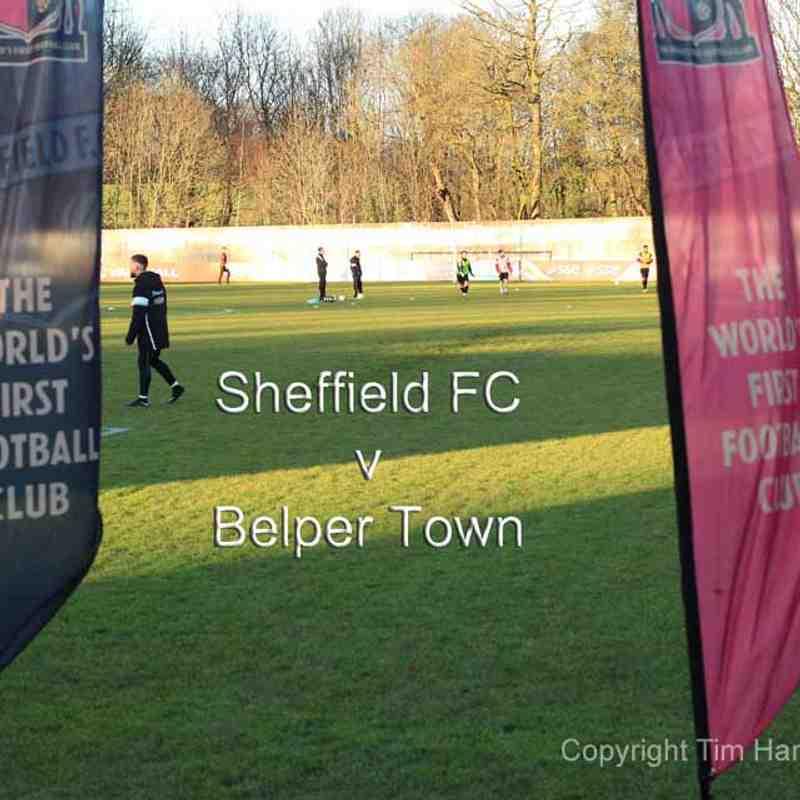 Sheffield FA (Away) by Tim Harrison