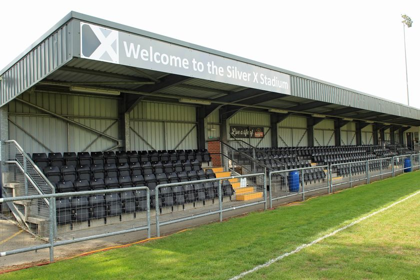 The Silver X Group named as Club main sponsor