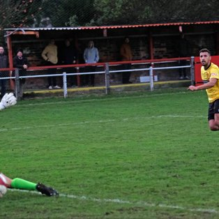Belper Crouz to victory after forward hits Hat Trick