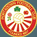 Pre-season match at Portadown FC