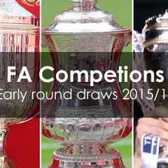 FA CUP & FA VASE DRAW