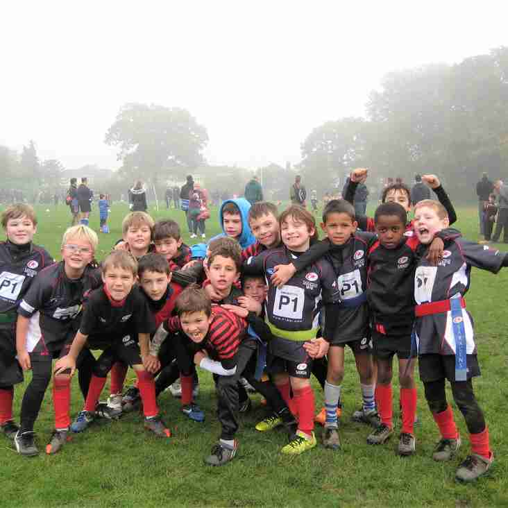 U8s Success at Enfield Mini Festival