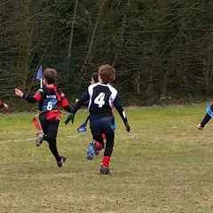Sarries Under 8s Line Up for Exciting End to the Season