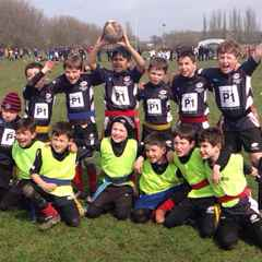 All-Sarries Final at Chingford