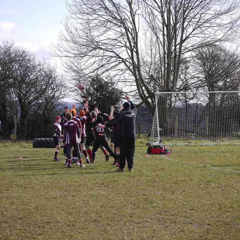 Morley U12 V Baildon & Cleckheaton