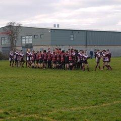 Morley U13's V Hullensians