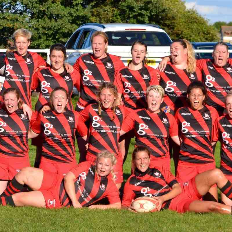 Gordano Ladies v Aretians Oct 16