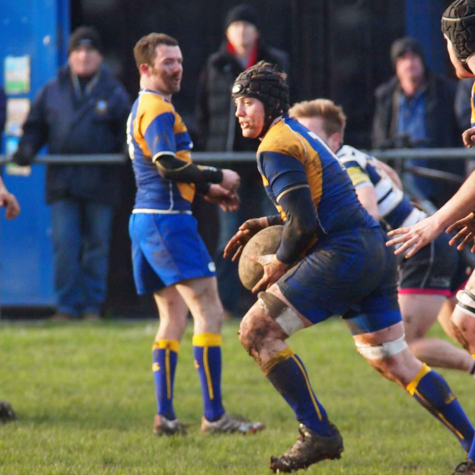 Selected 1st XV v Thanet (A) KO is 2.30 pm