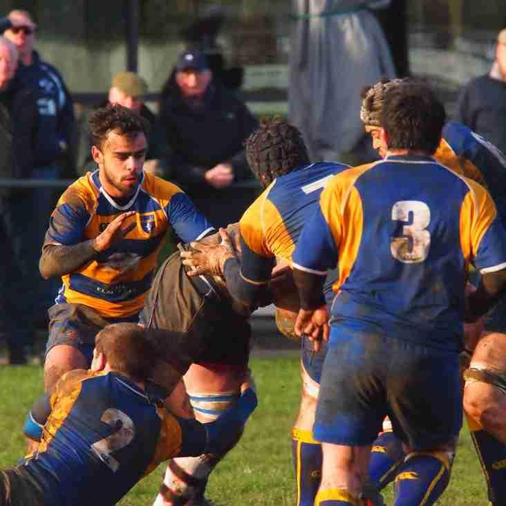 Selected 1st XV v Sevenoaks