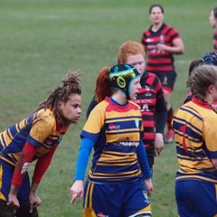 Blackheath Ladies v Beckenham Ladies FEb 2016