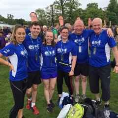 Edinburgh Marathon Festival Whitemoss competitors
