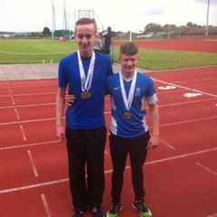 Success for Nathan and Alexander
