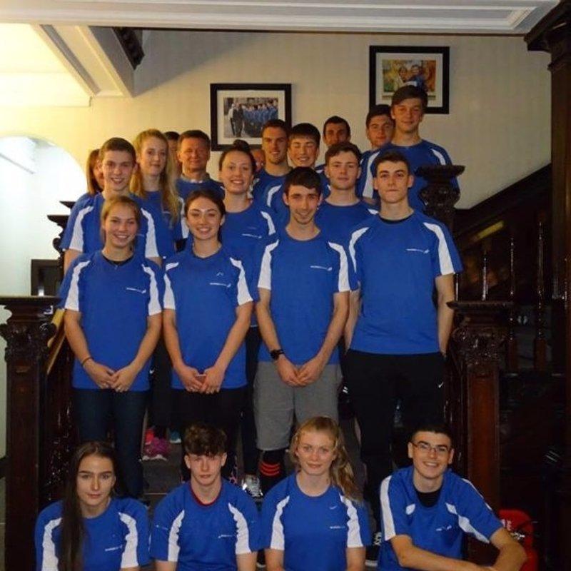 Whitemoss athletes part of Scottish Athletics National Academy
