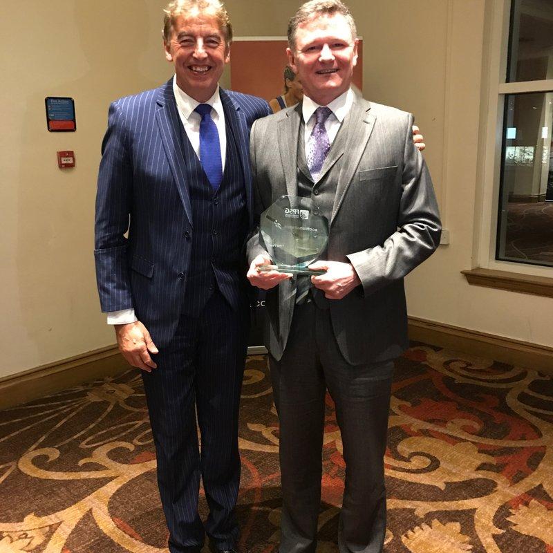 Development Coach of the Year : Iain McEwan