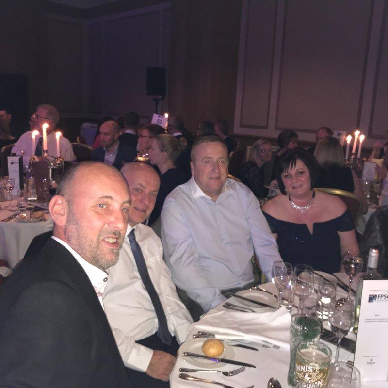 Scottish Athletics Annual Awards : November 2017