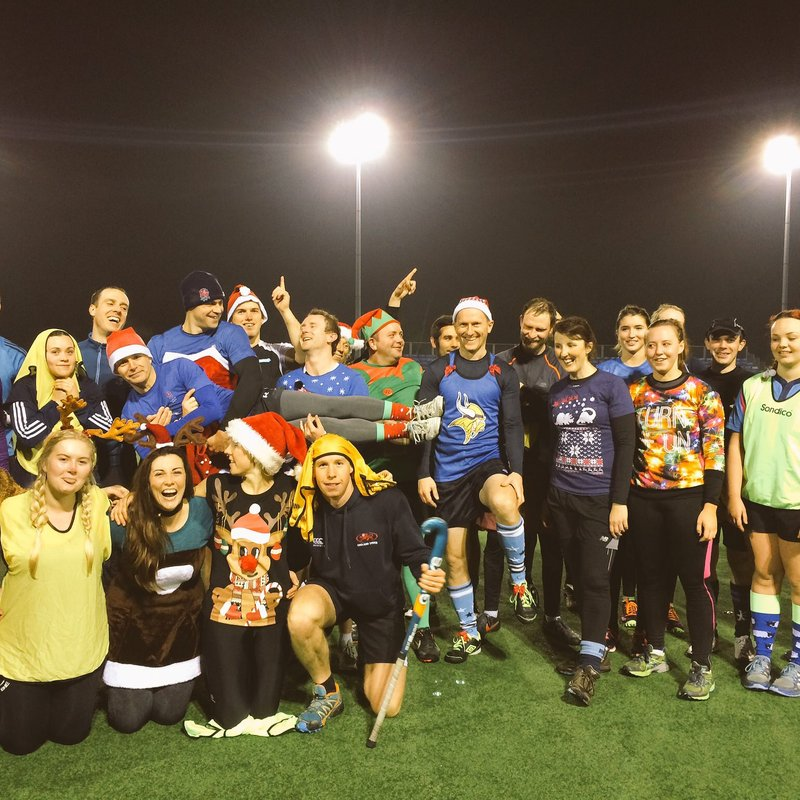 Vikings #O2Touch Winter Sessions