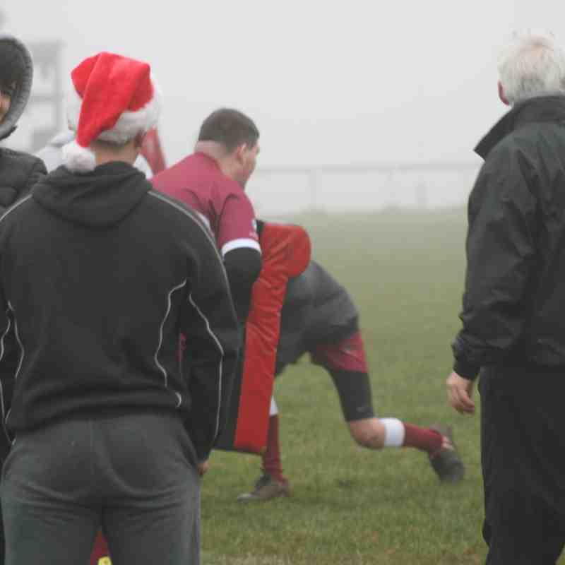 A&C vs Saracens 18th Dec 2016