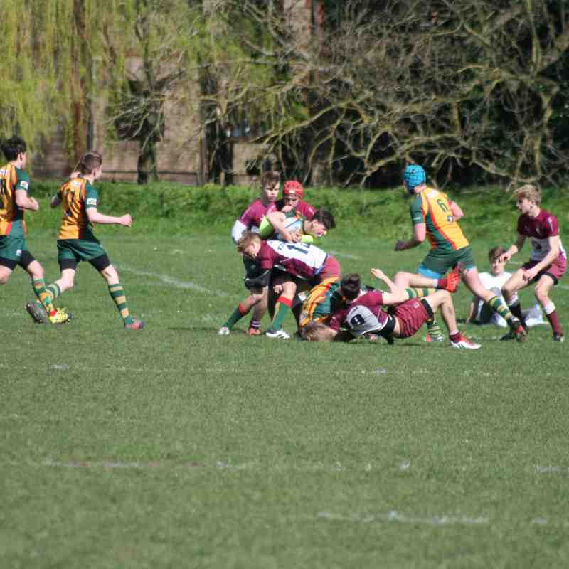 A&C Vs Beaconsfield 26th March 2017