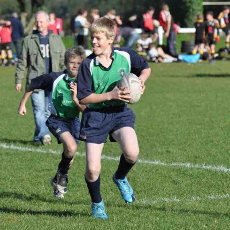 U14's vs Farnham 17Oct2010