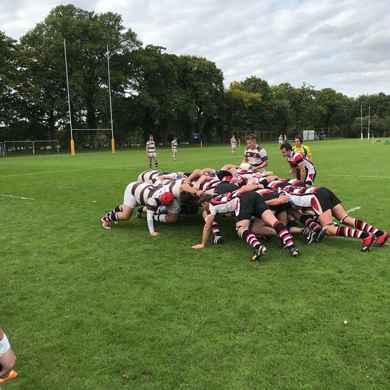 Uxbridge come up short against Old Millhillians