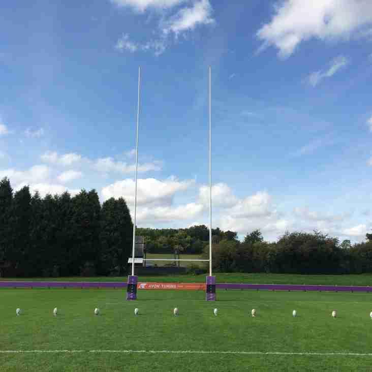 Clifton Rugby u14's #oddballscrossbarchallenge