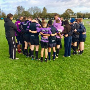 Clifton RFC win against Midsomer Norton RFC u14s