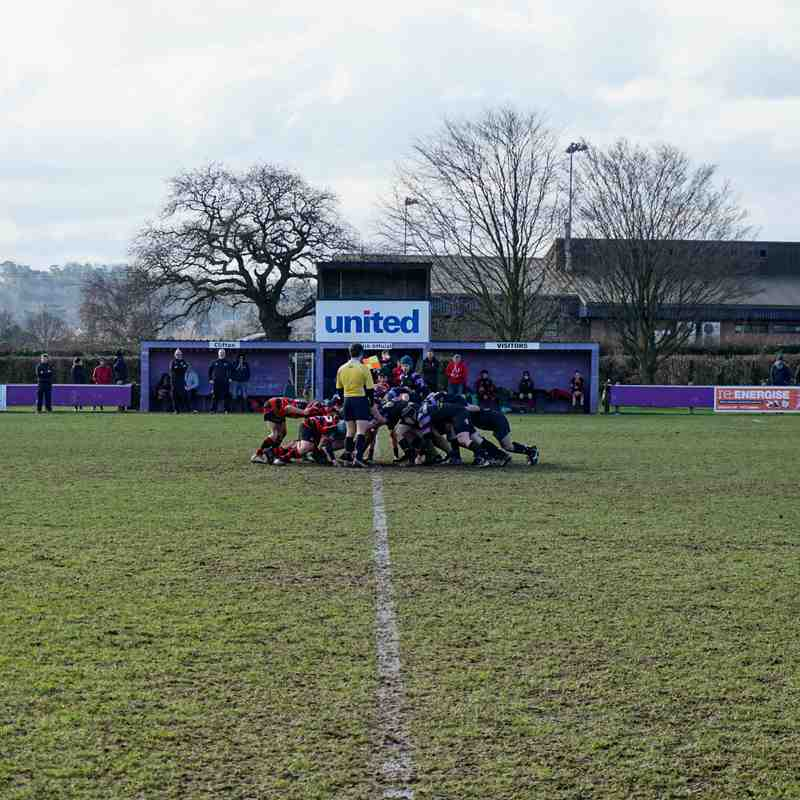 Clifton RFC vs Llanishen RFC u14s