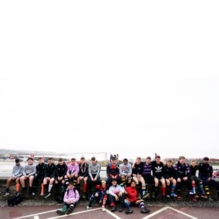 Clifton u14s Porthcawl, Wales Tour 2018 – Ospreys Challenge